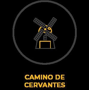 CAMINO DE CERVANTES LOECHES