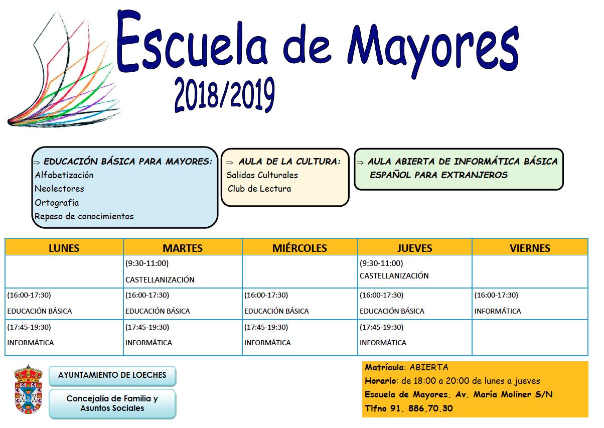 escuela mayores 2018-2019