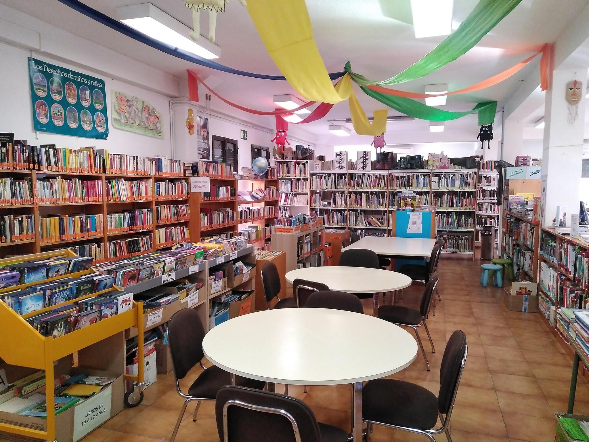 Biblioteca Municipal Loeches